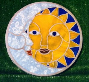 Sun & Moon Stepping stone